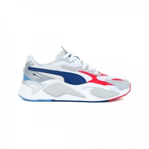 Baskets mode Homme | Bmw Mms RSX3 Blanc,Gris,Bleu | Puma
